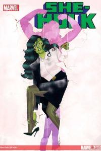 All new - She-Hulk